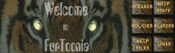 Welcome to FurToonia